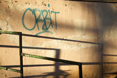 Urban Grafitti Tag — Stock Photo