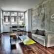 Berlin Apartment Living Room — Stock Photo #23670473