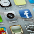IPhone 4 Apps — Stock Photo #24045735