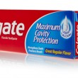 Stock Photo: Colgate Toothpaste Pack
