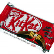 Stock Photo: Isolated Kit Kat