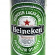 Heineken Beer Can - Chilled — Stock Photo