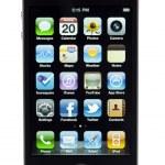 Isolated iPhone 4 — Stock Photo #24046523