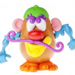 Mr. Potato Head - Douchebag — Stock Photo