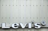 Levis Grunge — Stock Photo