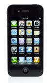 Isolated iPhone 4 — Stock Photo