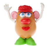Mrs. Potato Head - Cheeky Cheer — Stockfoto