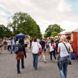Sunday at Mauer Park Flea Market — Stock Photo