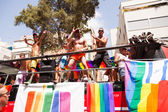 Gay Pride Parade Tel-Aviv 2013 — Stock Photo