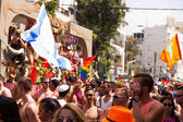 Gay-Pride-Parade tel-Aviv 2013 — Stockfoto