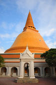 Phra Pathom Chedi — Stock Photo