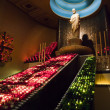 St-Joseph Oratory (Brother Andre Tomb) — Stock Photo