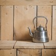 Old classic teapot — Stock Photo