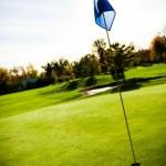 Golf course — Stock Photo