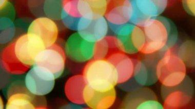 Celebration light — Stock Video