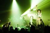 Dragonette in concert — Stock Photo