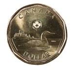 Ottawa, Canada, Avril 13, 2013, A brand new shiny 2012 Canadian — Stock Photo #26058385