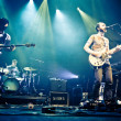 MONTREAL, CANADA, May 23, 2013, The Shins in concert at the Metropolis. — Stock Photo
