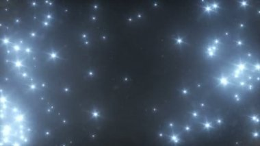 Weihnachtsbeleuchtung — Stockvideo