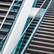 Modern Architectural Staircase Detail — Stock Photo