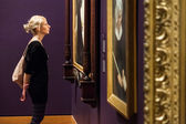 モントリオール美術博物館室 — ストック写真