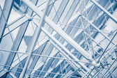 Modern Architectural Skylight Structure Details — Stock Photo