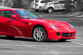 Ferrari 599 GTB — Stock Photo