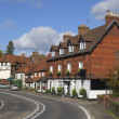 Cottages at Chiddingfold. Surrey. England — Stock Photo #26359417