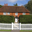 Cottage at Chiddingfold. Surrey. England — Stock Photo