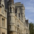 Balliol College. Oxford. England — Stock Photo
