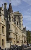 Balliol college. oxford. angleterre — Photo