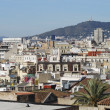 Cityscape of Barcelona. Spain — Stock Photo