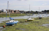 Emsworth in Hampshire. England — Stock fotografie