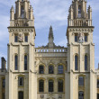All Souls College. Oxford. England — Stock Photo #38385625
