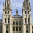 All Souls College. Oxford. England — Stock Photo