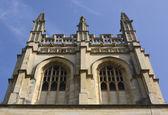 Merton College. Oxford. England — Stock Photo