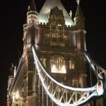 Tower Bridge at night. London. England — Stock Photo #40209531