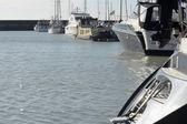 Brighton marina. Sussex. Engeland — Stockfoto