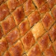 Stock Photo: Baklava, most famous turkish dessert