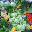 Stock Photo: Greengrocery at bazaar
