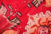 Turecký koberec detail jako pozadí — Stock fotografie