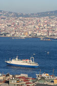 A view to Phosphorous Istanbul — Stock Photo