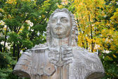 Statue of Dimitrie Cantemir — Stock Photo