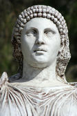Portrait of Artemisia who is the sister and wife of Maussollos. — Stock Photo