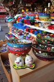 Souvenirs en sultanahmet, estambul — Foto de Stock