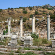 Ephesus ruins in izmir-turkey  — Stock Photo