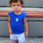 Cute girl portrait — Stock Photo #25898211