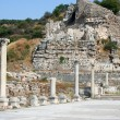 Ephesus ruins in izmir-turkey — Stock Photo #25899323