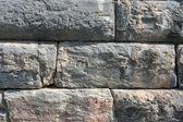 Bricks at Ephesus ruins in izmir-turkey — Stock Photo