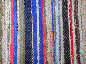 Fabric texture as background — Stock Photo